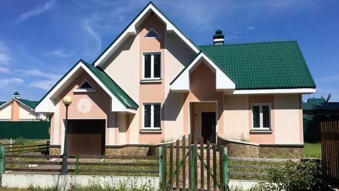 Коттеджный поселок Кабаново