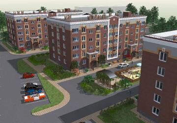 2-комнатные квартиры в ЖК Дом у озера