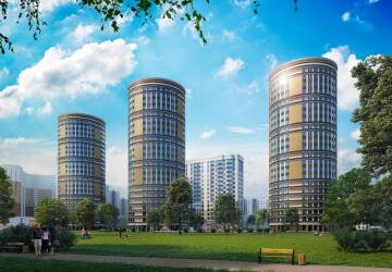 3-комнатные квартиры в ЖК Приморский квартал
