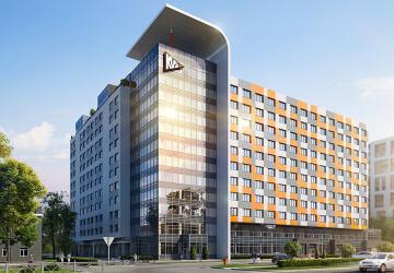 2-комнатные квартиры в ЖК G9