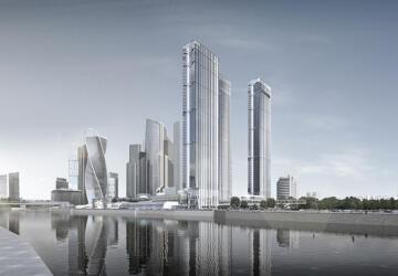 4-комнатные квартиры в ЖК Capital Towers (Капитал Тауэрс)