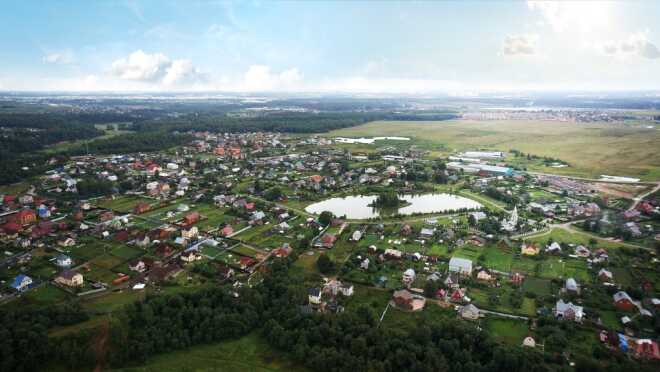 Коттеджный поселок Владычино