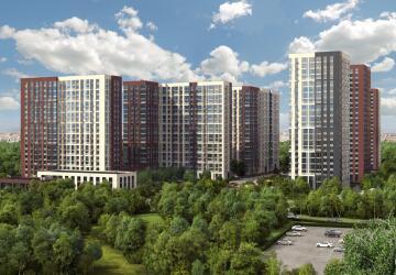 2-комнатные квартиры в ЖК Лесопарковый