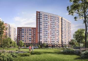 3-комнатные квартиры в ЖК Кленовые аллеи (Ватутинки)
