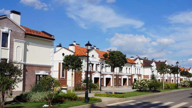 Коттеджный поселок Суханово парк