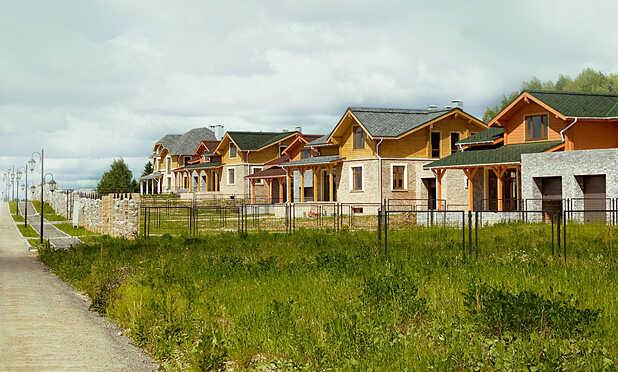 Коттеджный поселок АкваВилла