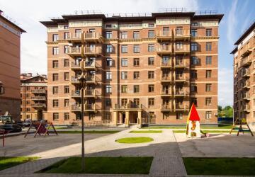 3-комнатные квартиры в ЖК Город набережных, Химки