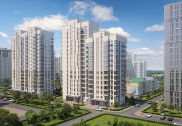2-комнатные квартиры в ЖК Люберцы 2018
