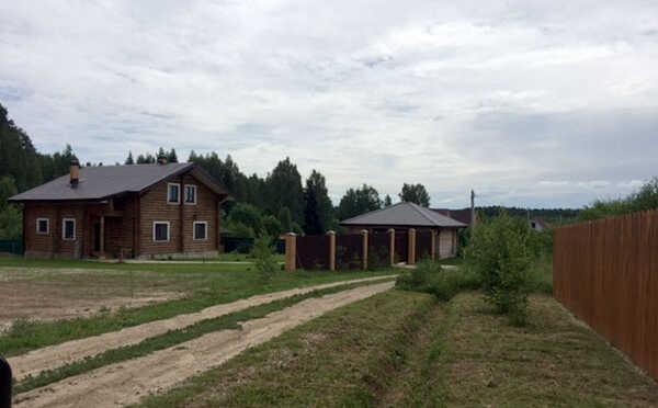 Коттеджный поселок Боровички
