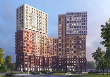 1-комнатные квартиры в ЖК Грани
