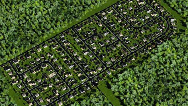 Коттеджный поселок Акиньшино