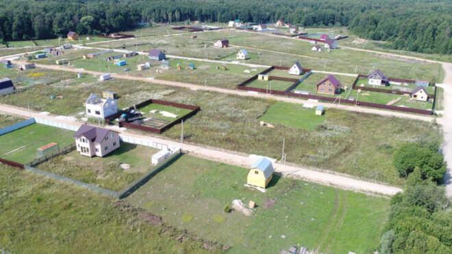 Коттеджный поселок Новое Горелово