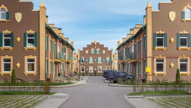 Коттеджный поселок Кронбург