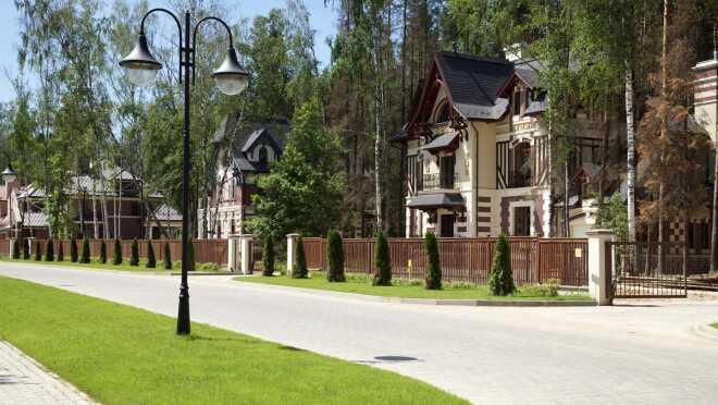Коттеджный поселок Новогорск-7
