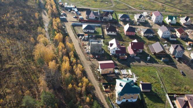 Коттеджный поселок Лесное озеро (Раменский район)