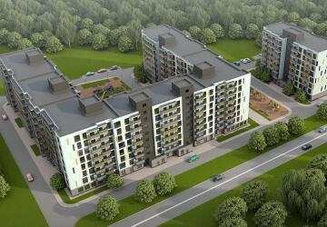 3-комнатные квартиры в ЖК Барская усадьба