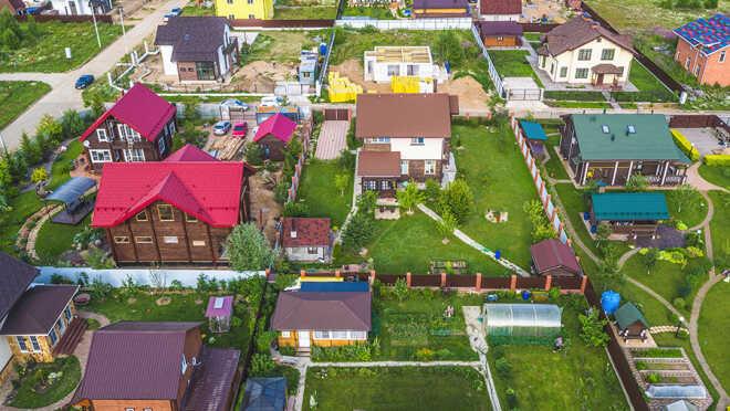 Коттеджный поселок Оранж Клаб