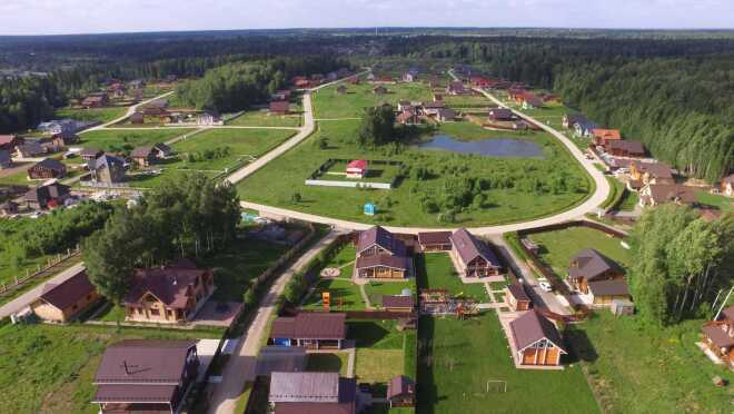 Коттеджный поселок Вельга Парк