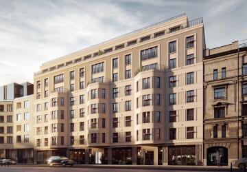 3-комнатные квартиры в ЖК Veren Place Советская (Верен Плейс Советская)