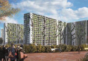3-комнатные квартиры в ЖК ПаркЛэнд