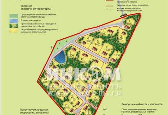 Коттеджный поселок Лесной родник 4