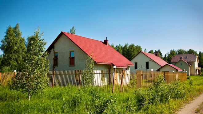 Коттеджный поселок Forest Village (Форест Вилладж)