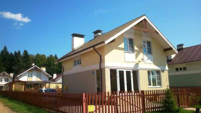 Коттеджный поселок Ново-Шарапово