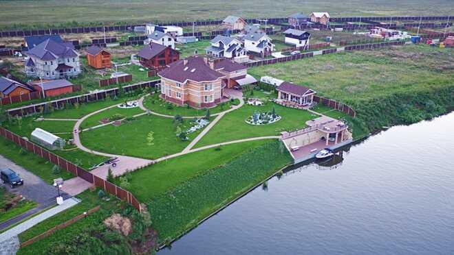 Коттеджный поселок Белаго