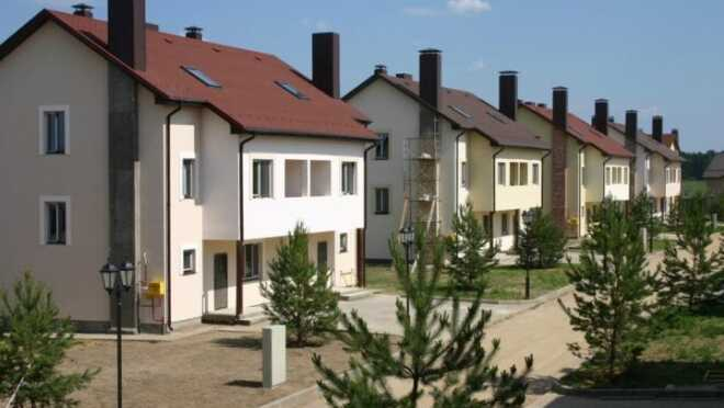 Коттеджный поселок Жуковка