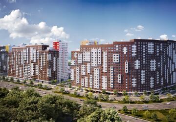 Купить квартиру в ЖК Румянцево-Парк