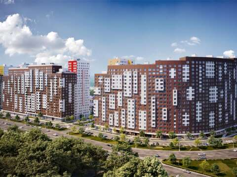 ЖК «Румянцево-Парк». Квартиры от 3,8 млн рублей Ключи через год.