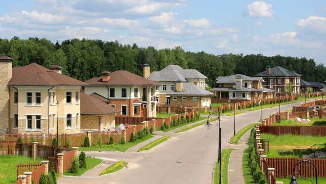 Коттеджный поселок Павлово-2