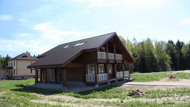 Коттеджный поселок Медвежье озеро