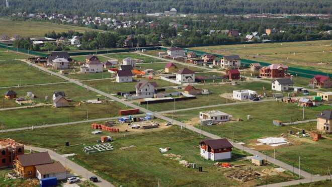 Коттеджный поселок Зосимово