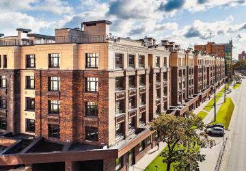 Купить квартиру в ЖК Сосновка (Тореза, 77)