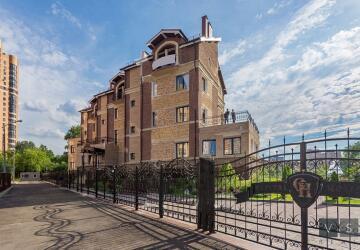 3-комнатные квартиры в ЖК Capital house (Капитал Хаус)