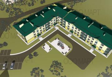 3-комнатные квартиры в ЖК Приозерский