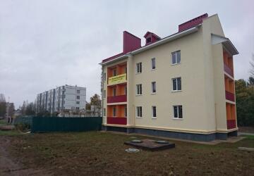 1-комнатные квартиры в ЖК Починок