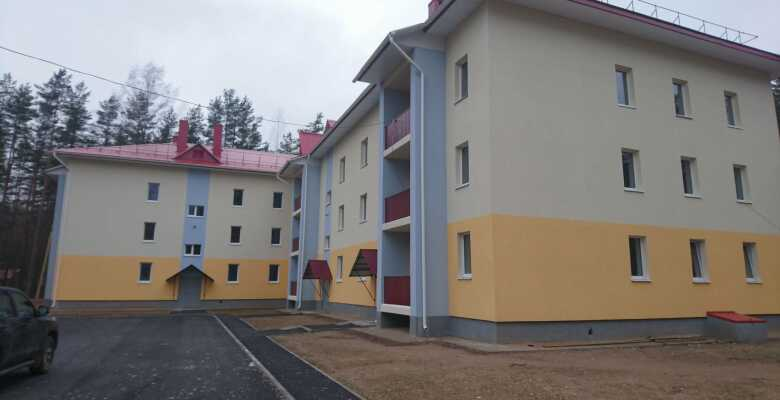 2-комнатные квартиры в ЖК Семиозерье