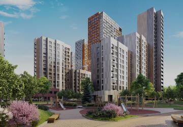 3-комнатные квартиры в ЖК Преображение