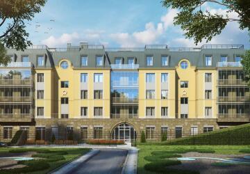 2-комнатные квартиры в ЖК Авиатор