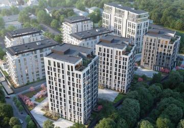 4-комнатные квартиры в ЖК Вишневый сад