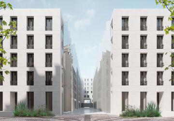 4-комнатные квартиры в ЖК Большая Дмитровка IX