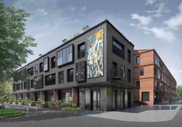3-комнатные квартиры в ЖК Co_loft (Ко лофт)