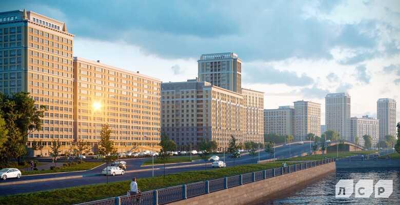 1-комнатные квартиры в ЖК Цивилизация на Неве