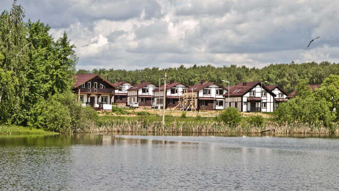 Коттеджный поселок Фламандия Eco Village