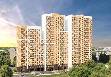 2-комнатные квартиры в ЖК Карамельный, Люберцы