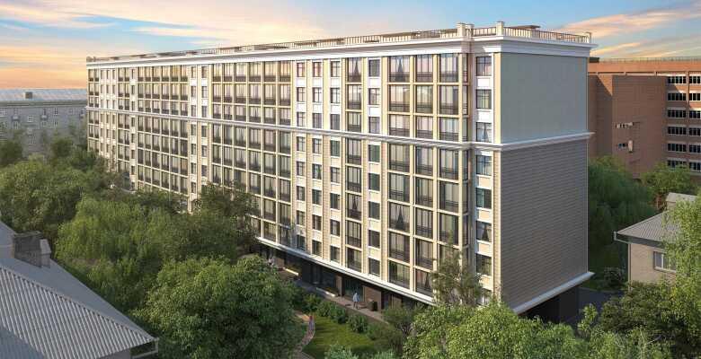 2-комнатные квартиры в ЖК Б57