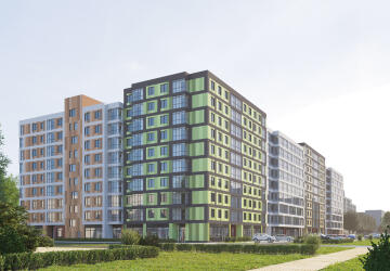 2-комнатные квартиры в ЖК Янила Драйв