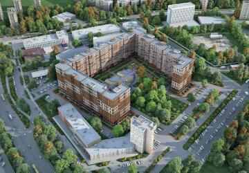 1-комнатные квартиры в ЖК Полюстрово